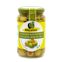 Macarico Stuffed Green Olives 250 ml
