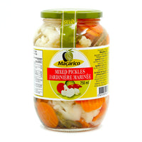 Macarico mixed pickled vegetable 750 ml