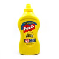French's Yellow Mustard 830 ml