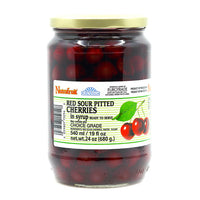 Nutrafruit Red Sour Pitted Cherries 540 ml