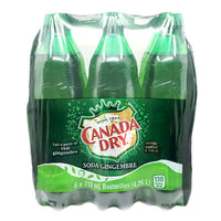 Canada Dry Ginger-Ale 6x710 mL