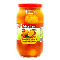 Marina hot pickled lemon 1 kg
