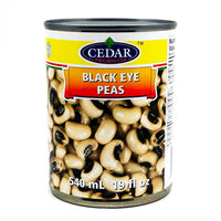 CEDAR Black eye Beas 540 ml