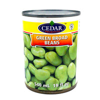 CEDAR Green Board Beans 540 ml