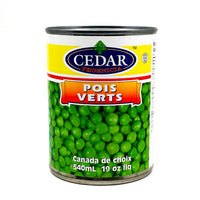 CEDAR Green Peas 540 ml