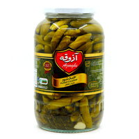 Azooghe Pickled Cucumbers 1.4 kg