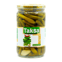 Taksa Pickled Cucumbers 660 g