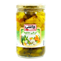 Chashni mixed pickled vegetable 670 g