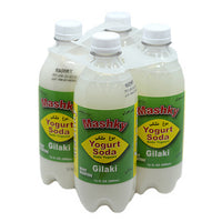 Mashky Mint Yogurt Soda