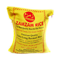 Zam Zam Extra Long Basmati Rice