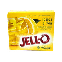Jell-o Lemon Jelly