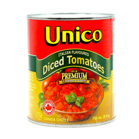 Unico diced Tomato 796 ml