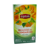Lipton Orange Green Tea