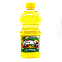 Saporito Vegetable Oil 1 L