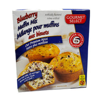 Gourmet select Blueberry Muffin Mix 283 g