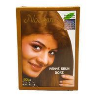 Noorani Golden Brown henna 60 g