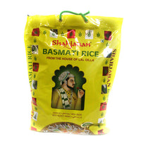 Indian ShahJahan Basmati Rice (10 lb)