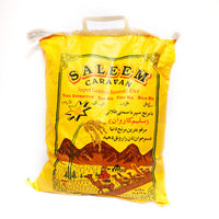 Indian Saleem Carvan Golden Basmati Rice (10 lb)