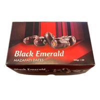 Black Emerald Mazafati Dates 600 g