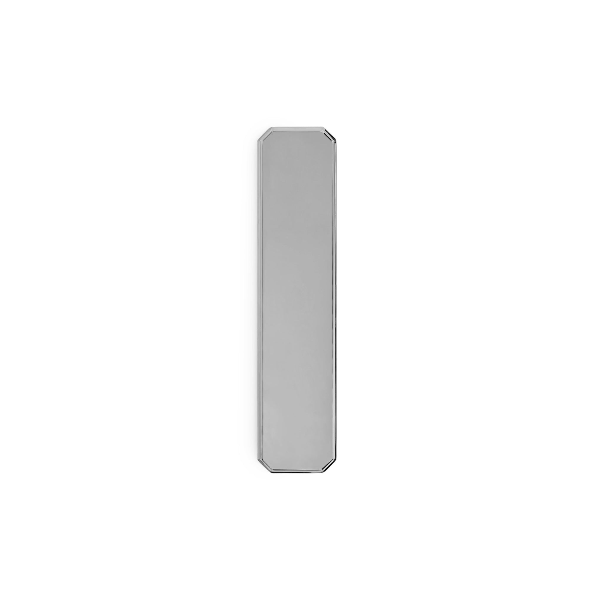 0035-13-CP Sherle Wagner International Harrison 13 inch Push Plate in Polished Chrome metal finish