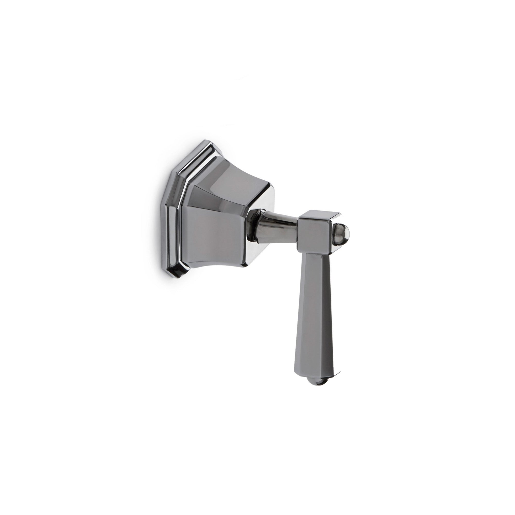 0980LV-ESC-CP Sherle Wagner International Harrison Lever Volume Control and Diverter Trim in Polished Chrome metal finish