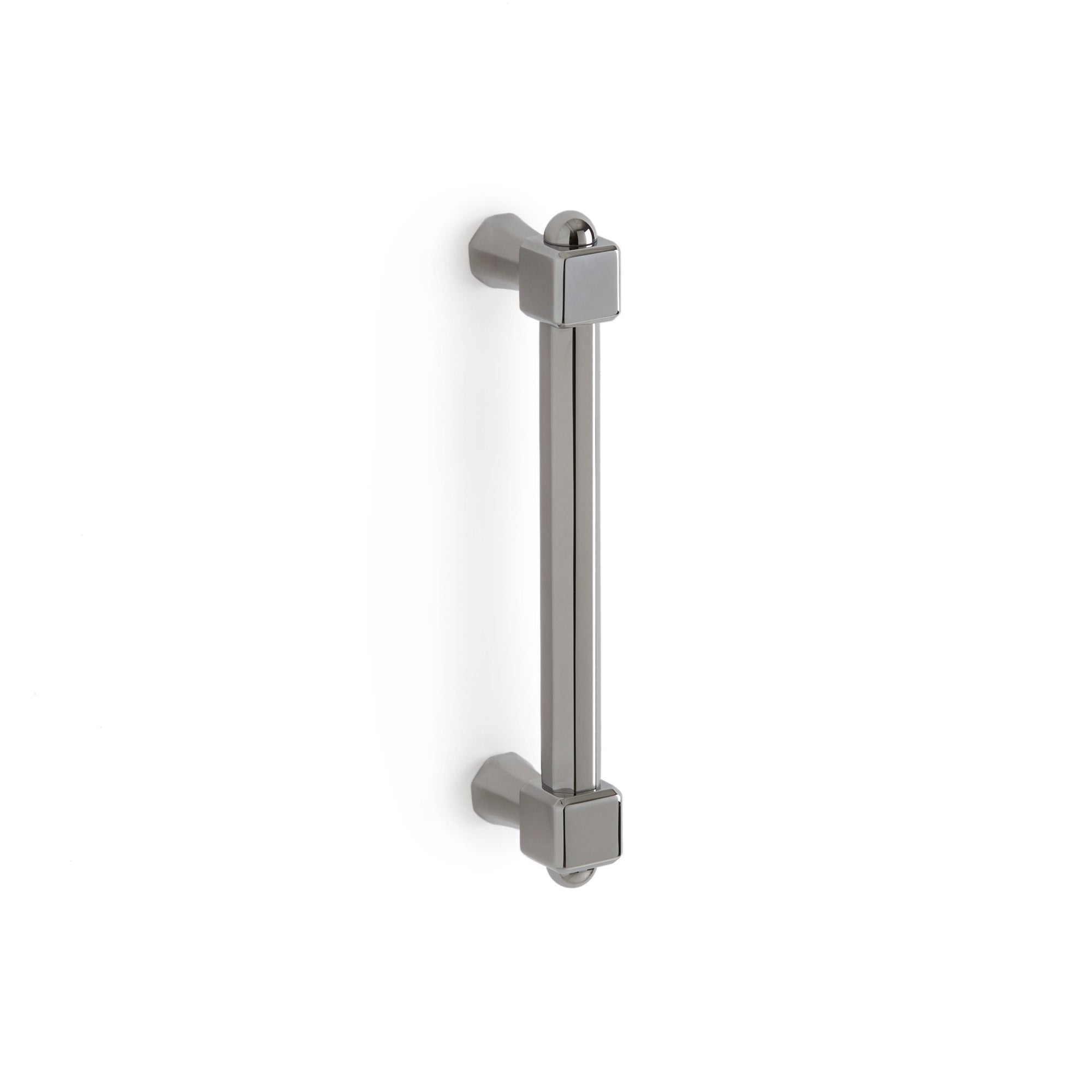 1019-7-1/4-CP Sherle Wagner International Harrison Bar Pull Large in Polished Chrome metal finish