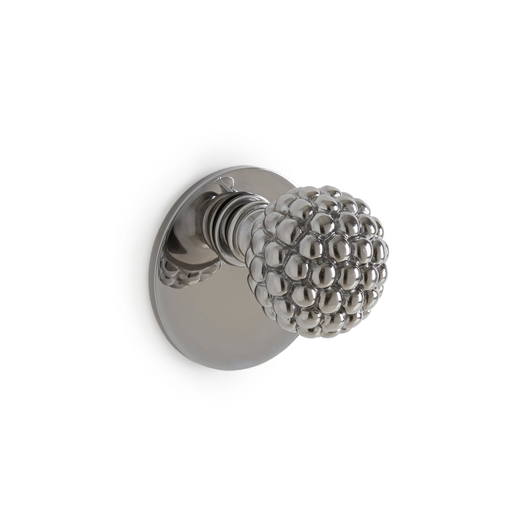 1083DOR-CP Sherle Wagner International Berry Door Knob in Polished Chrome metal finish