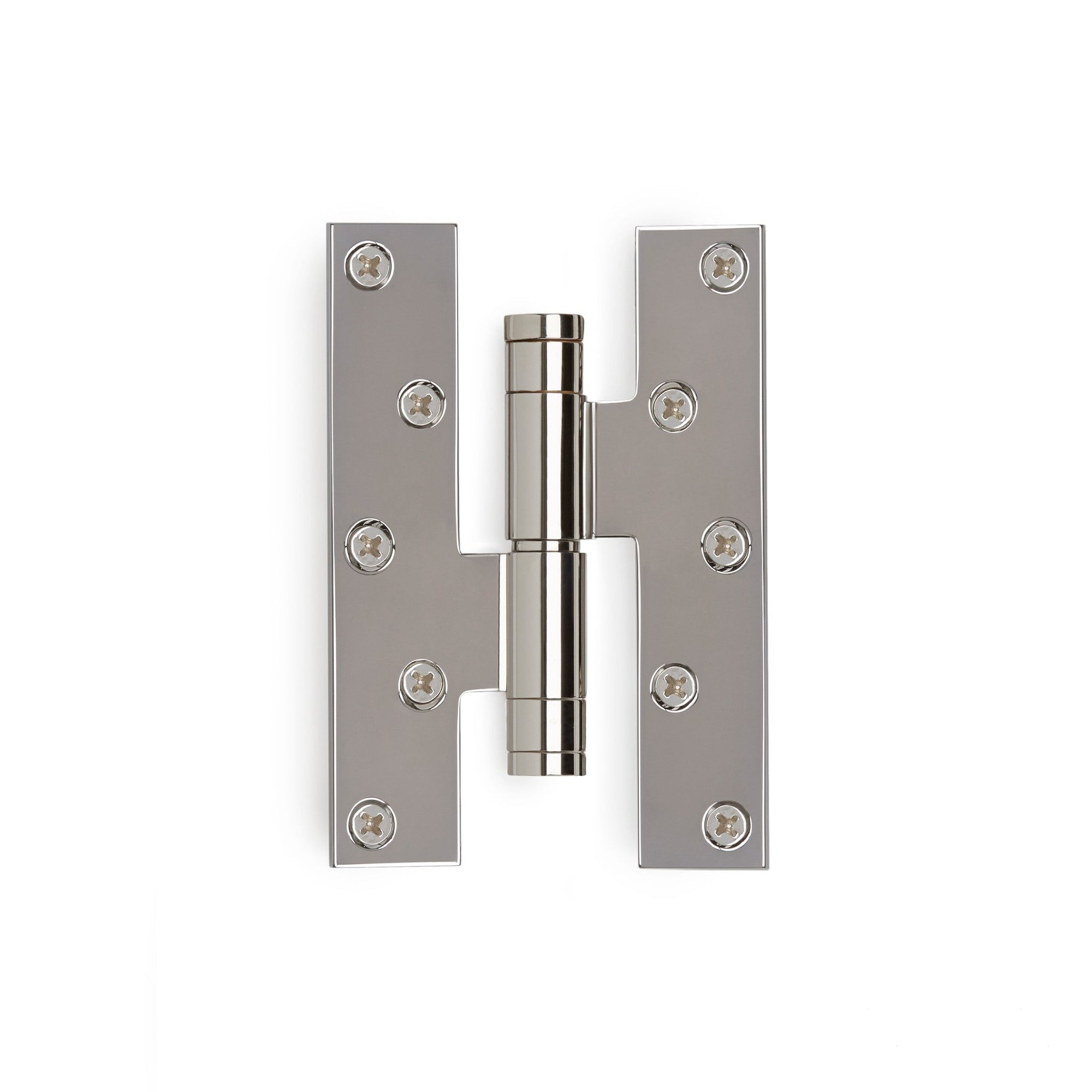 2000-HNGE-HD-ZZ-CP Sherle Wagner International Modern Cylindrical Paumelle Hinge in Polished Chromemetal finish
