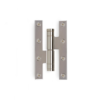 2000-HNGE-34-CP Sherle Wagner International Modern Cylindrical Paumelle Hinge in Polished Chromemetal finish