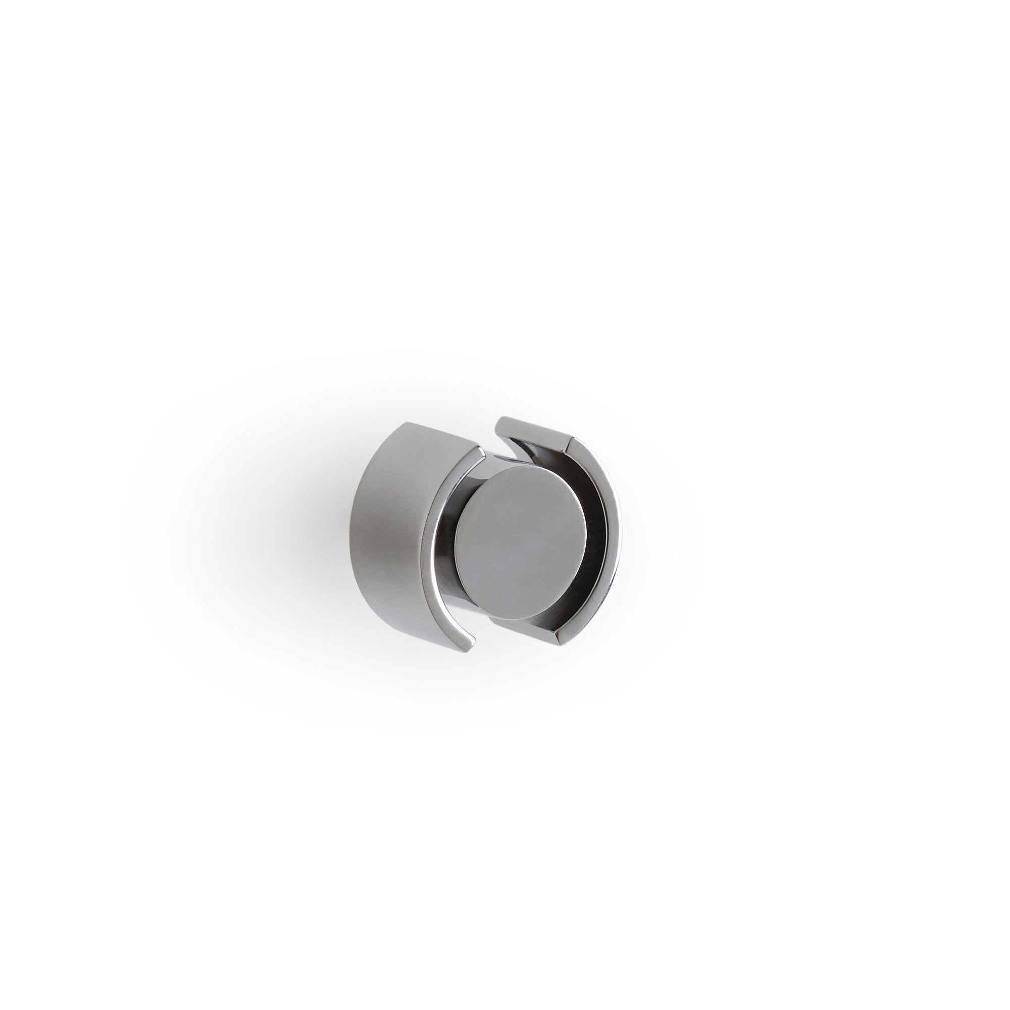 2012A-CP Sherle Wagner International Eclipse Cabinet & Drawer Knob in Polished Chrome metal finish