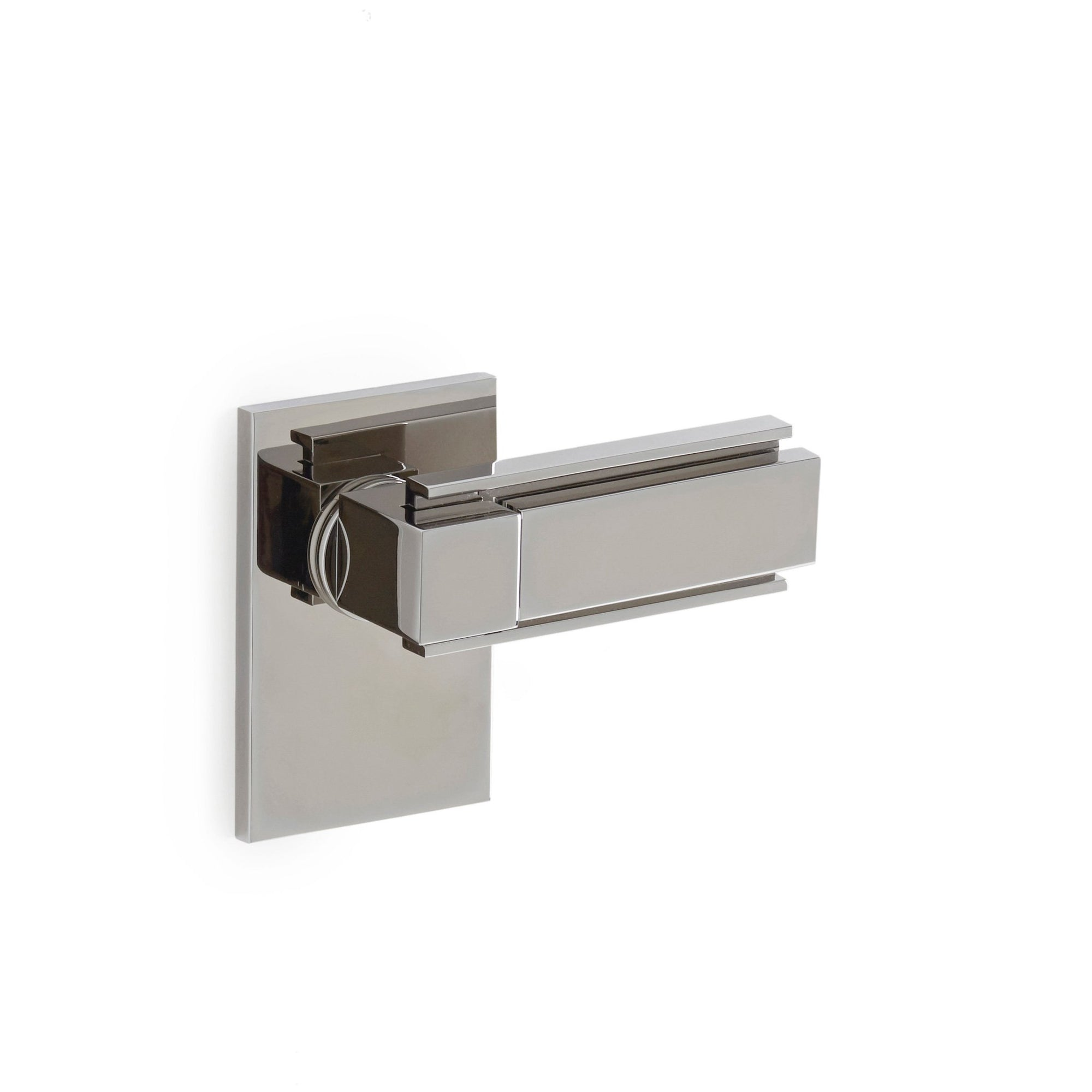 2020DOR-RH-CP Sherle Wagner International Apollo Door Lever in Polished Chrome metal finish