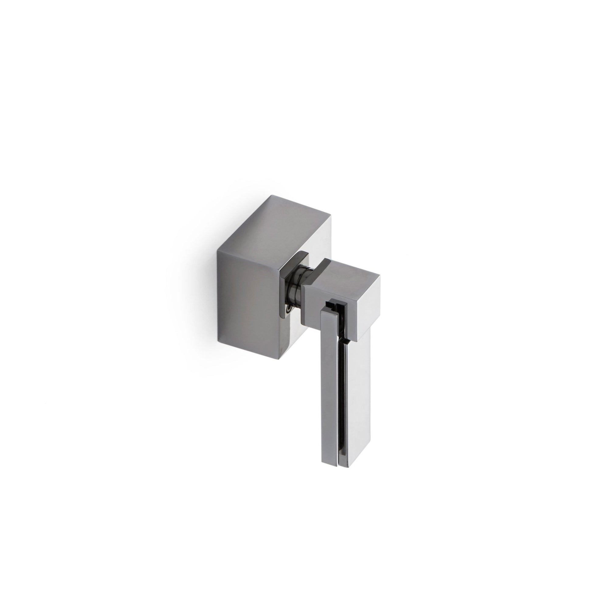 2020LV-ESC-CP Sherle Wagner International Apollo Lever Volume Control and Diverter Trim in Polished Chrome metal finish