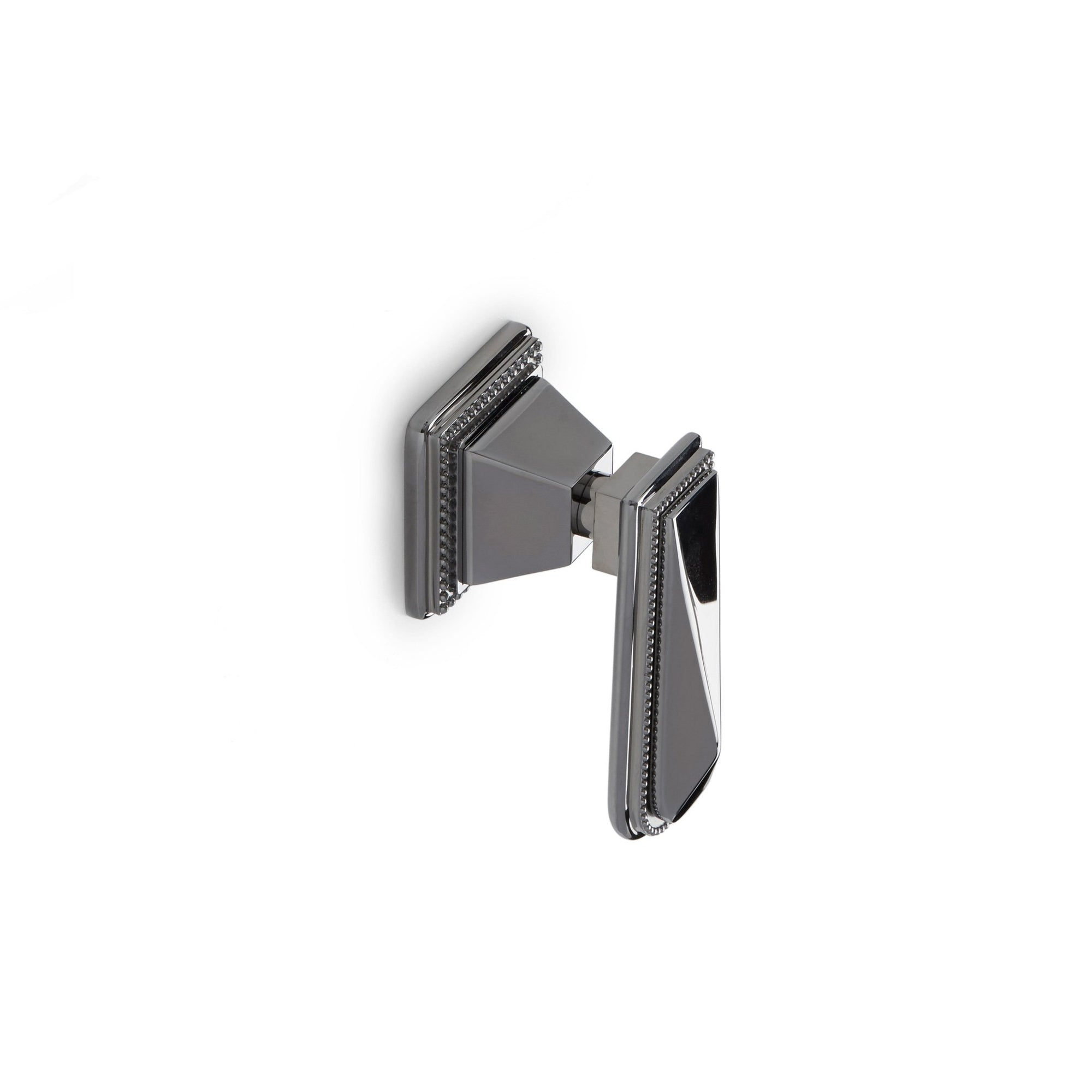 2050LV-ESC-CP Sherle Wagner International Pyramid Lever Volume Control and Diverter Trim in Polished Chrome metal finish