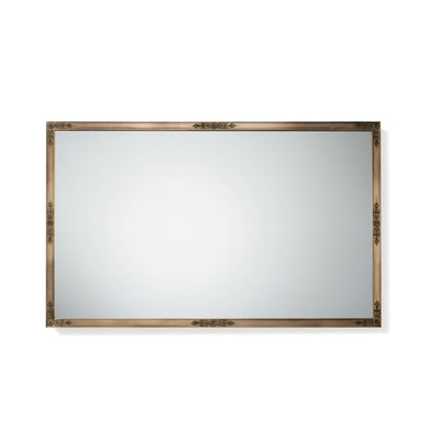 4261M32-OB Sherle Wagner International Filigree Mirror in Oil Rubbed Brass metal finish