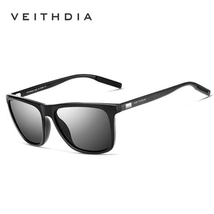 Unisex Retro Aluminum TR90 Sunglasses Polarized