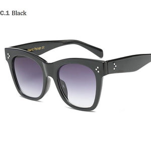Hot Cat Eye Celebrity Sunglasses