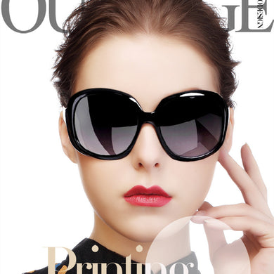 Retro Classic Oval Shape Sunglasses