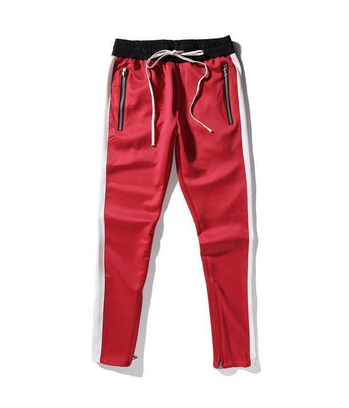 select for clearance where can i buy good out x Urban sweatpants in Red/white stripe