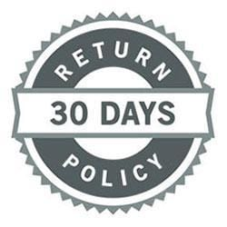 30 Days Hassle Free Returns Are Guaranteed