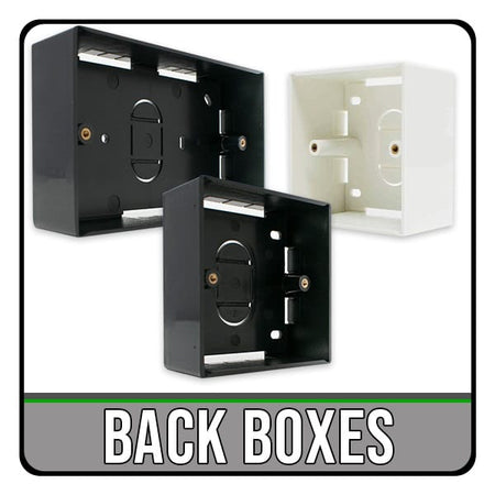 backboxes wall plates electrical pattress covers. iChoose Ltd.