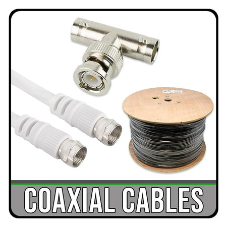coaxial cables rg58 rg59 rg6 rg62 satellite leads. iChoose Ltd.
