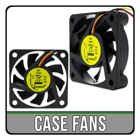 computer case cooling fans for PC. iChoose Ltd.