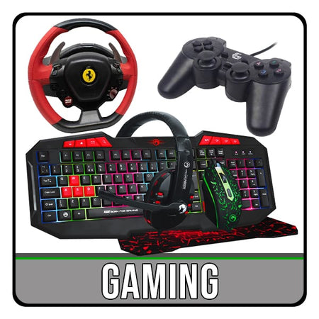 gaming bundles & accessories for PC and Console Gamers. iChoose Ltd.