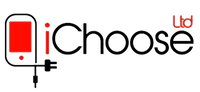 i-Choose Ltd Logo Computer & Cables Shop