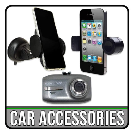 in car mobile phone holder mounts dashcams. iChoose Ltd.