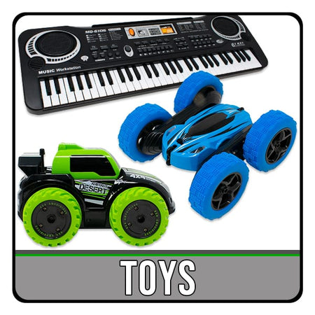 kids car toys keyboards and accessories. iChoose Ltd.