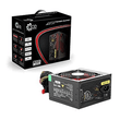 ACE 650W ATX PSU Power Supply for PC 12cm Silent Red Fan Ace