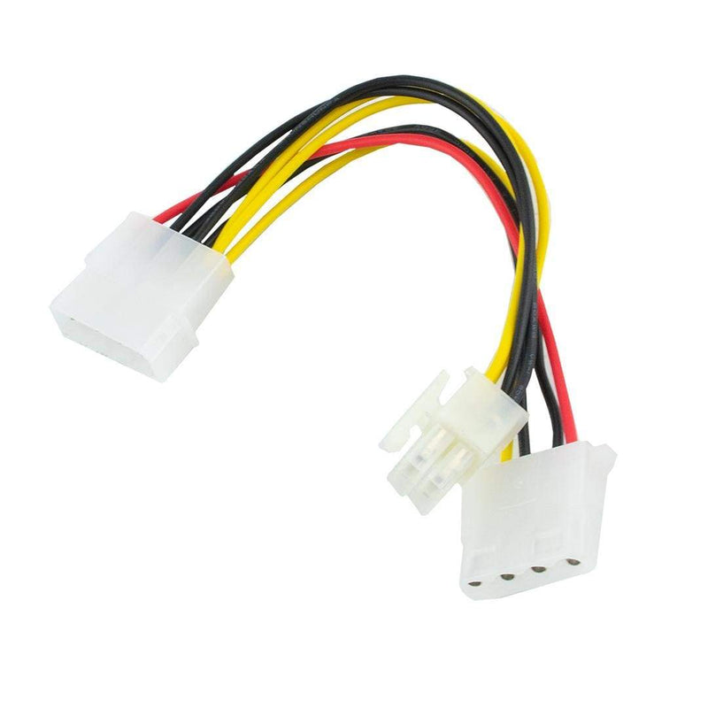 Cablexpert CC-PSU-4 Molex 4-Pin Splitter with 4-Pin ATX Connector Cablexpert