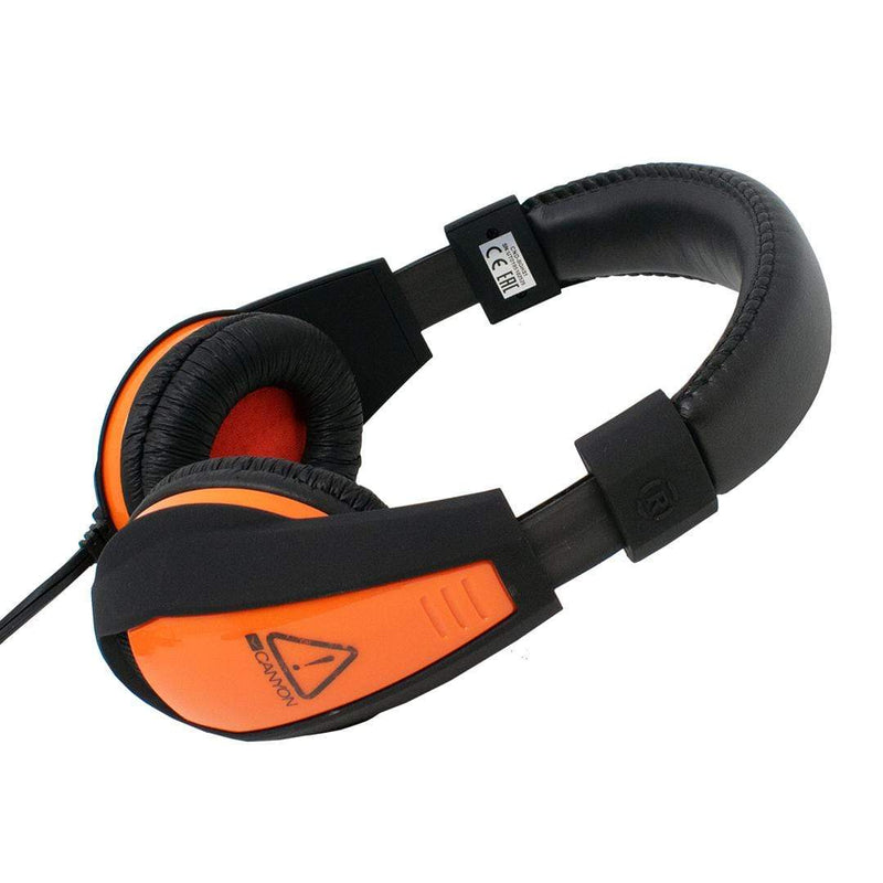 Canyon CND-SGHS1 3.5mm Lightweight Gaming Headset with Mic CANYON