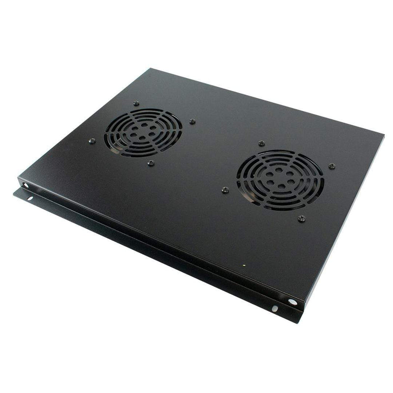 "Dynamode CABFAN-FE-2RM Cooling Fan for 19"" Rack Data Cabinet Dynamode"